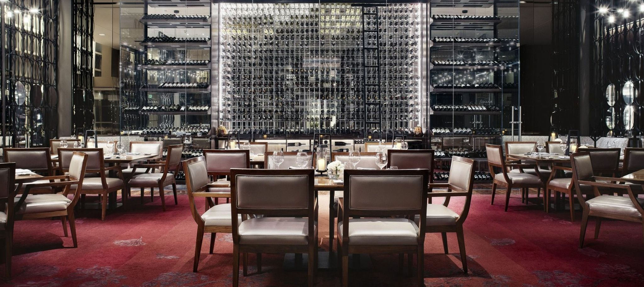 The St Regis Mexico City - Diana Restaurant